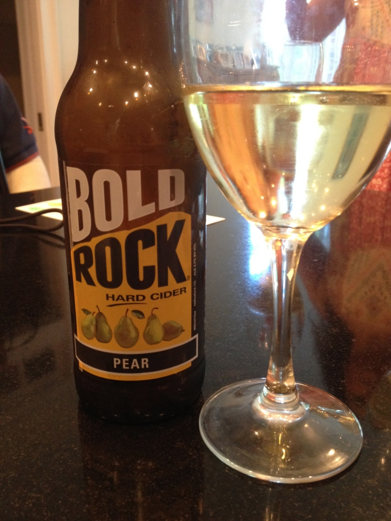 Bold Rock Pear