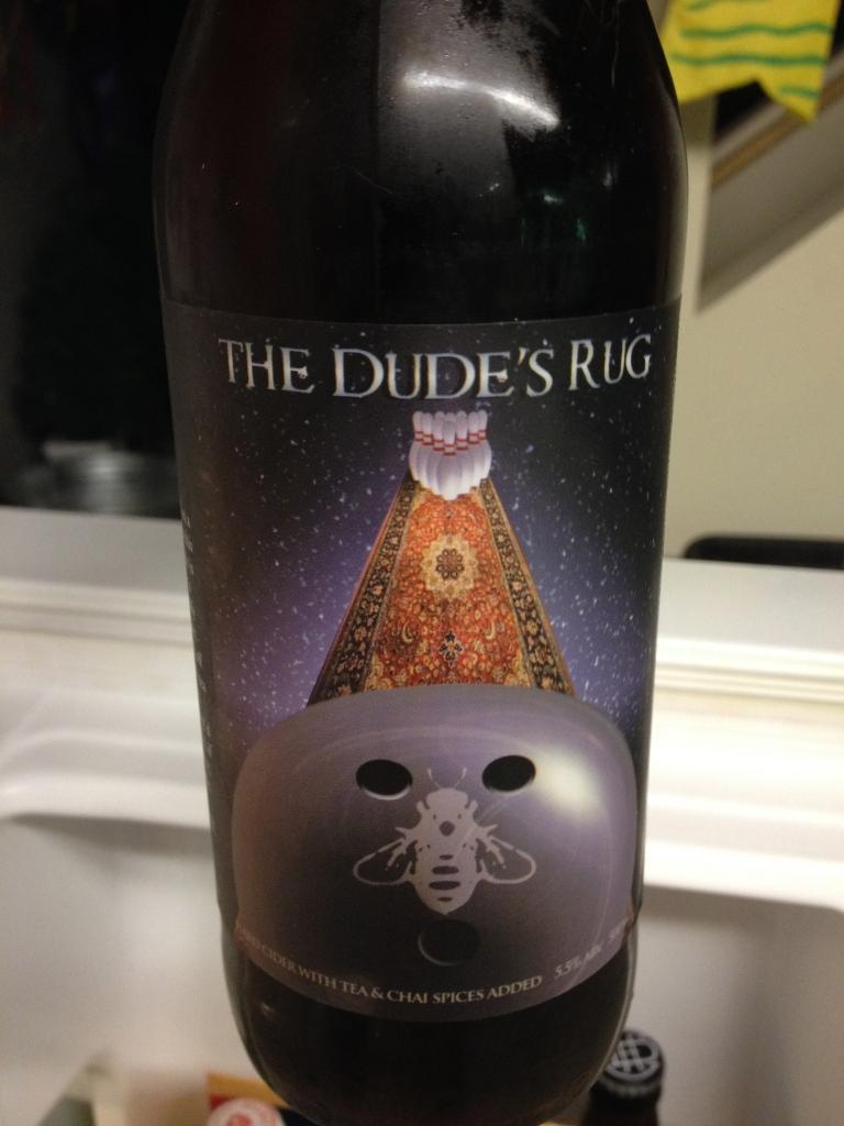 Dude's Rug