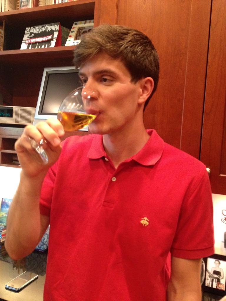 Ed drinking